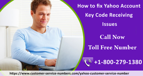 How to fix Yahoo Account Key Code Receiving Issues