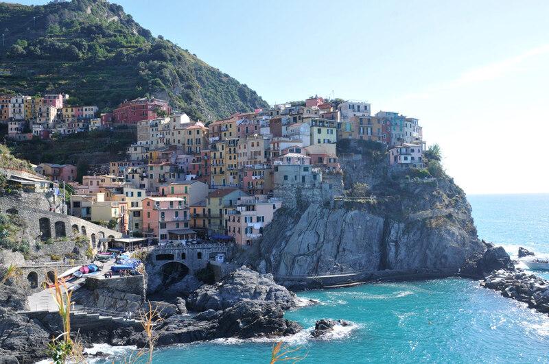 Riomaggiore, aux 5 terres (Italie)