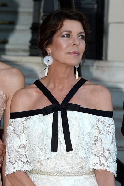 Jolies princesses au gala Naked Heart à Monaco