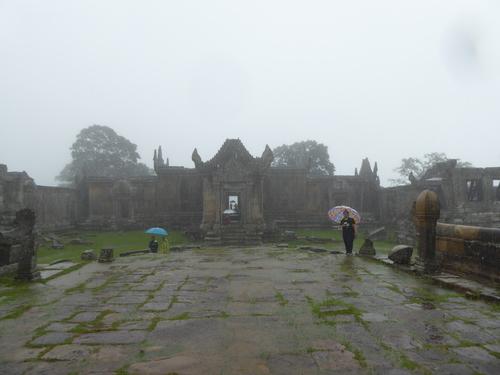 J17, Temple de Preah Vihear, Cambodge