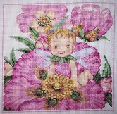 Pinn, Pink fairy (Karine)