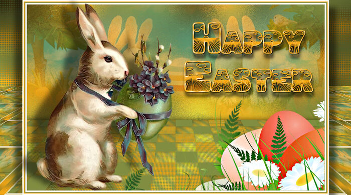 Vos versions - Happy Easter 2013