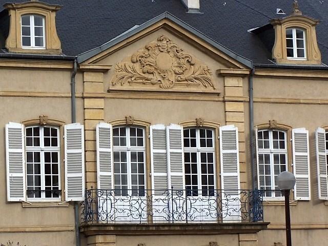 Les frontons de Metz 5 Marc de Metz 2012
