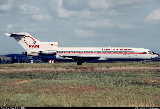 CN-CCW-Royal-Air-Maroc-Boeing-727-200_PlanespottersNet_233484