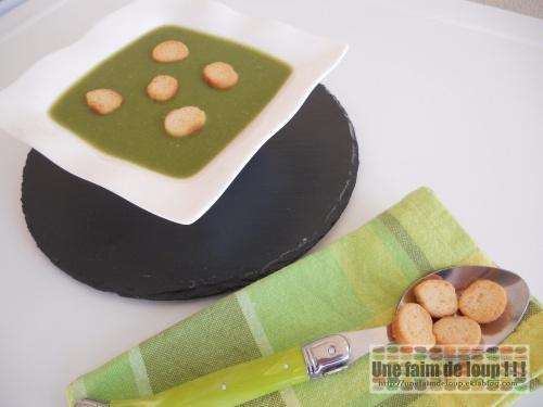 """Soupe """" Mise au green """""""
