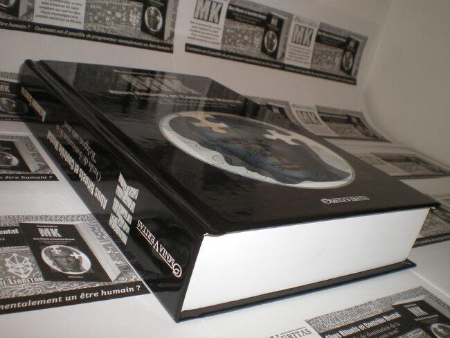 ➤ Nouvelle édition du livre MK en format relié