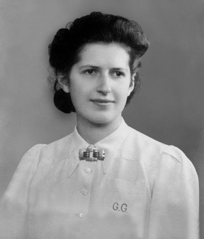 """Résultat de recherche d'images pour """"image Geneviève de Gaulle Anthonioz"""""""