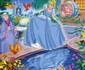 Cinderella - Find the alphabets