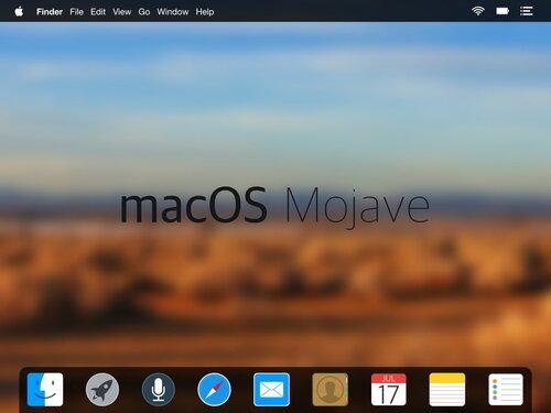 """macOS """"MOJAVE"""" (10.14) : toutes les nouveautés en vidéo !"""