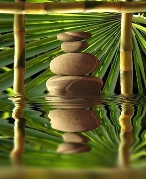 cailloux zen
