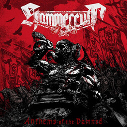 Hammercult - Anthems Of The Damned (2012)