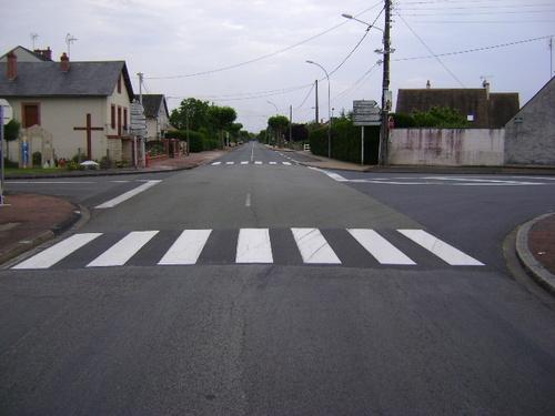 Le déplacement de la croix de Saint-Fiacre (12/06/2012)