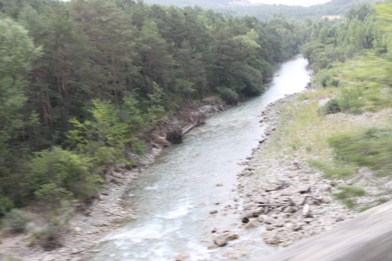 818 - Quelques photos des Gorges du Verdon, avant de mettre le Blog en Pause...