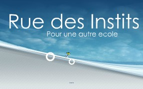 Rue des instits site collaboratif