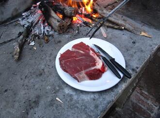 Repas en Argentine