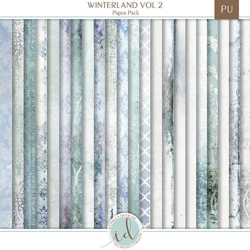 Winterland vol1 et vol2