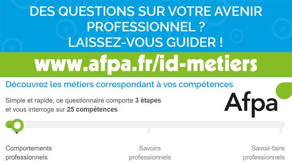 Autoévaluation des compétences pour un métier - AFPA