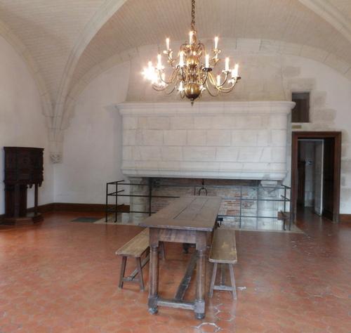 Le château d'Azay-le-Rideau ( 2 )