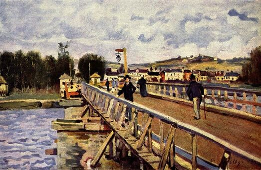 Passerelle argenteuil Sysley