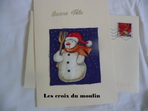 236 - CARTES DE NOEL