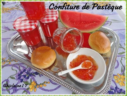 Confiture de Pastèque - 2ème
