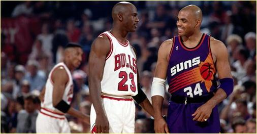 Chicago Bulls vs. Phoenix Suns - 13 juin 1993 - Finals Game 3