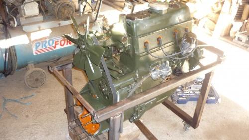 Restauration du moteur ! -III