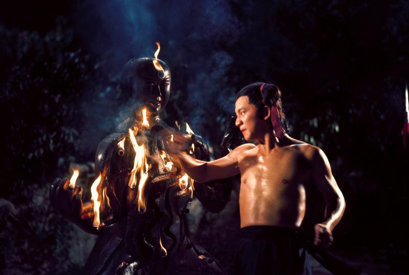 Critique : Les Exécuteurs de Shaolin, de Liu Chia Liang