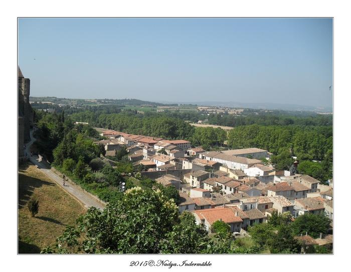 La citée de Carcassonne