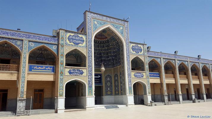 Mausolée de Shâh Cherâgh, Shiraz