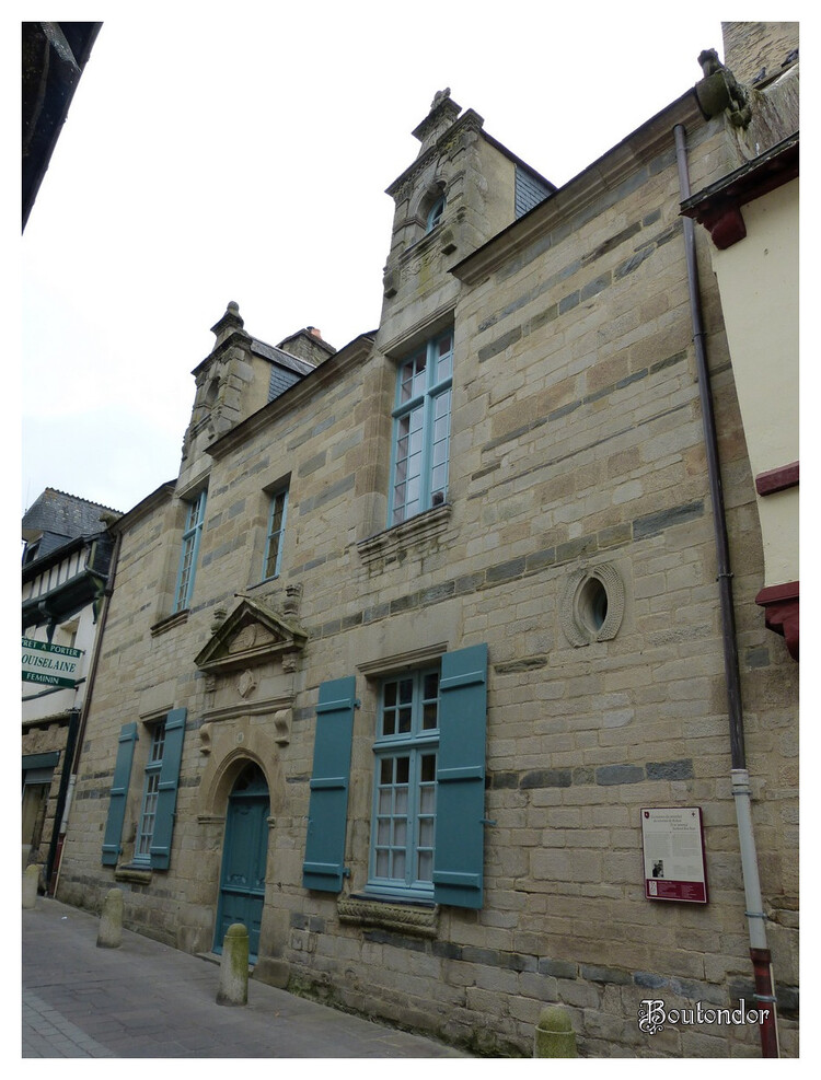 Pontivy ( Morbihan ) série 1