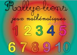 Rallye-liens jeux mathématiques à créer soi-même