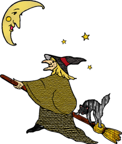 Cliparts PNG pour Halloween