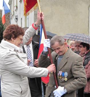 La cérémonie commémorative du 8 mai bien suivie