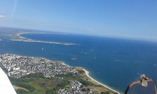 En Bretagne ....... vue du ciel