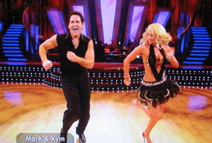dance ballet dance with the star mark ballas candace cameron ure