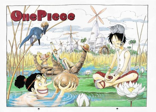 One Piece Saison 1 :