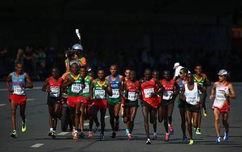 Marathon Moscou 2013