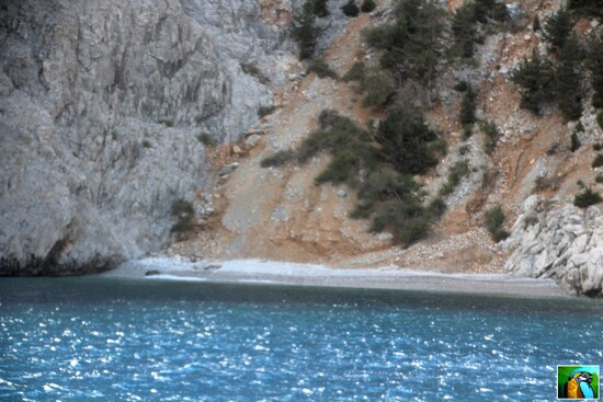 Rhodes : Octobre 2018 : le long des côtes de Symi