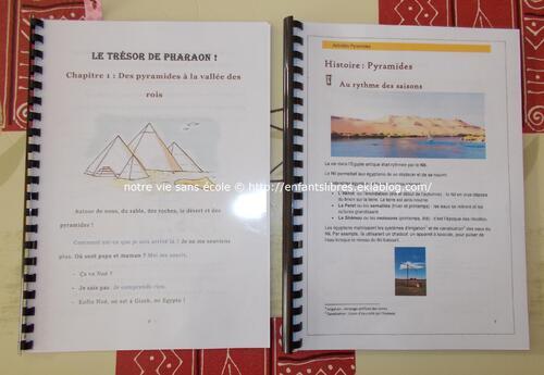 Kit pyramide