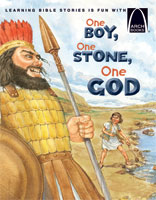 One Boy, One Stone, One God: The Story of David and Goliath – Arch Books