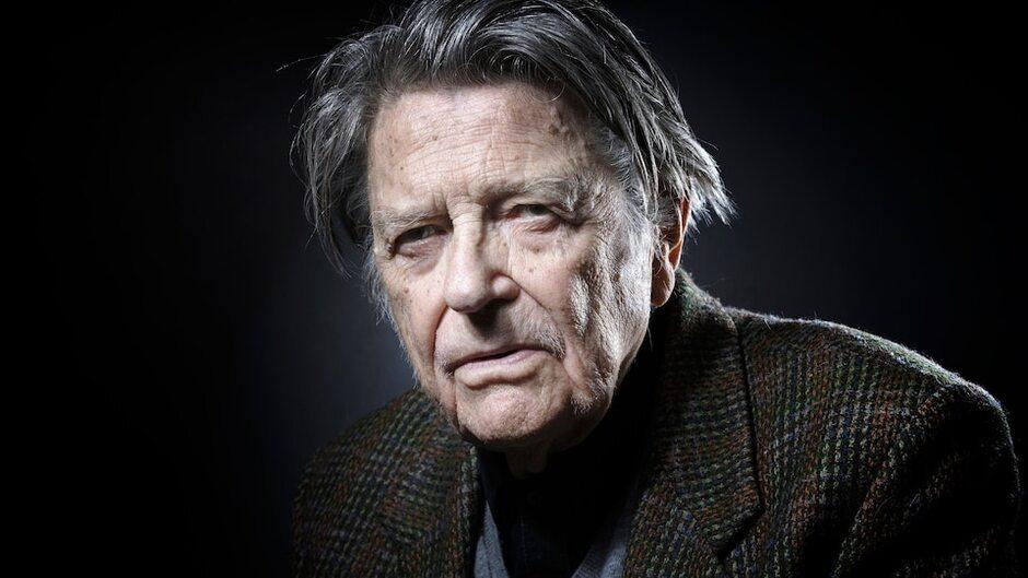 Le réalisateur français Jean-Pierre Mocky