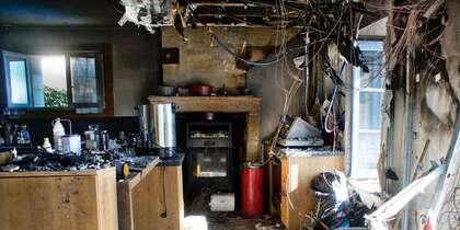 Langoiran : feu de Linky avéré