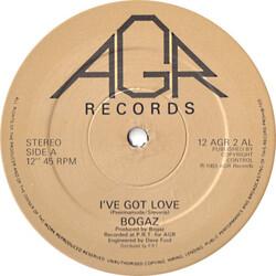 Bogaz - I've Got Love