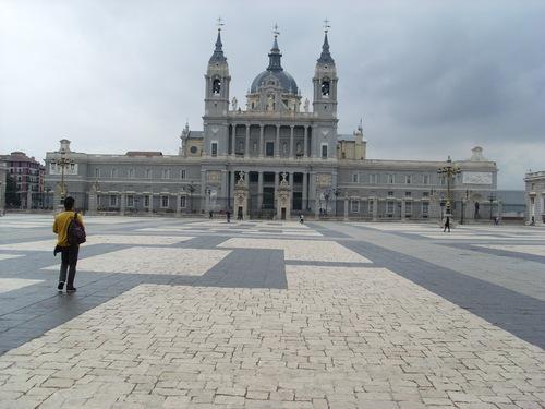 Madrid la très éclectique