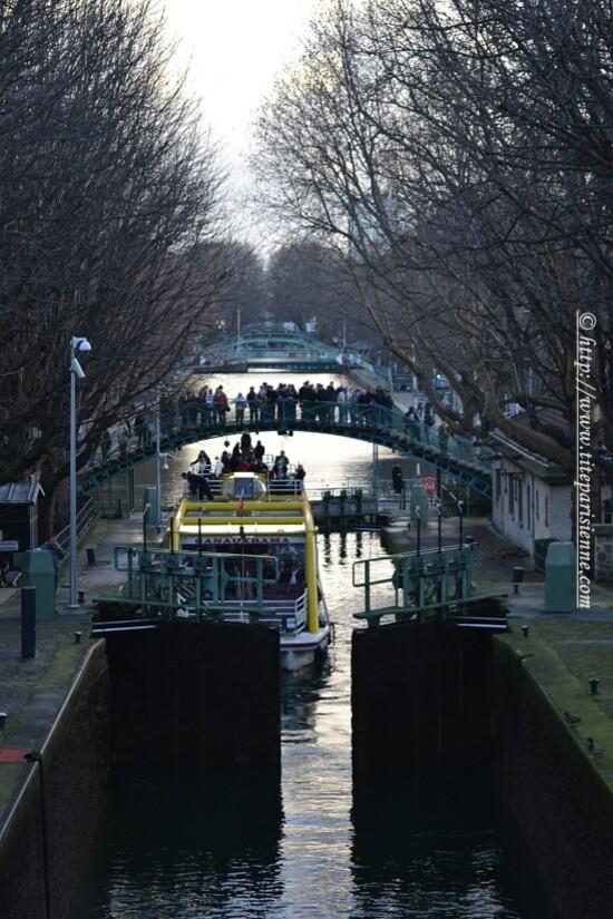 28 Janvier 2012 Ecluses Canal Saint-Martin 0