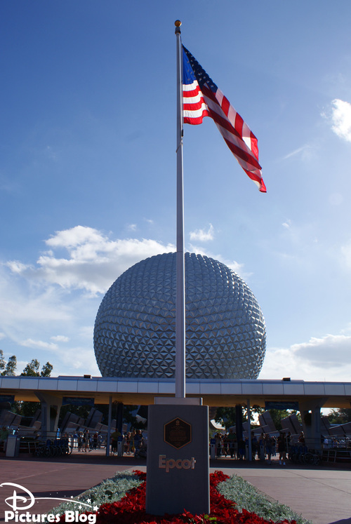 Epcot - 1/3 Future World