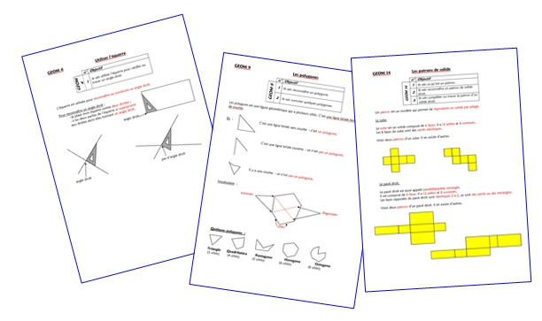 Leçons de géométrie