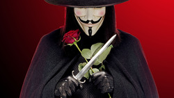 V for Vendetta de James McTeigue (scénario des Wachowski)