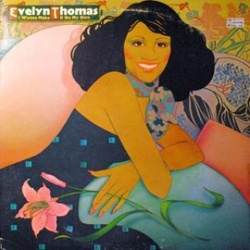 Evelyn Thomas - I Wanna Make It On My Own - Complete LP